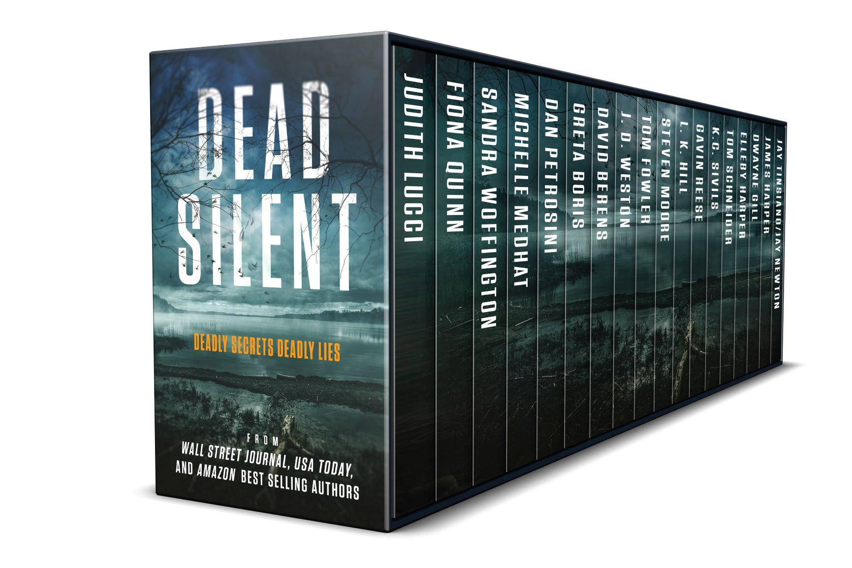 Dead Silent NL Boxset